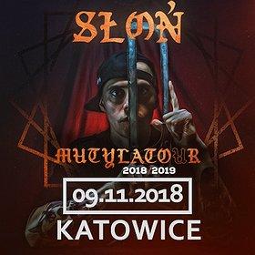 Koncerty: Słoń - Katowice
