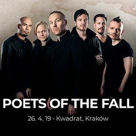 Koncerty: Poets Of The Fall - Kraków