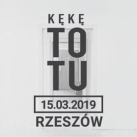 """Koncerty: KęKę """"To Tu"""" - Rzeszów"""