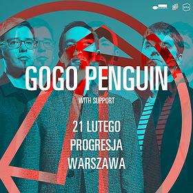 Jazz : GoGo Penguin | Warszawa
