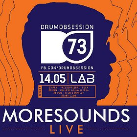 Imprezy: DrumObsession #73 with MORESOUNDS (live)
