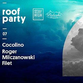 Imprezy: Cocolino / Roof Party Kraków