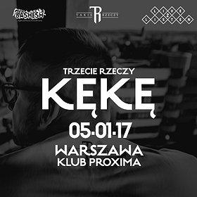 Koncerty: KęKę Warszawa