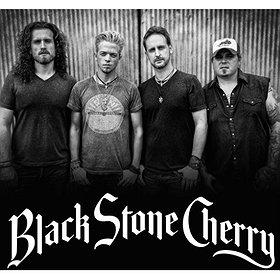 Koncerty: Black Stone Cherry - Warszawa