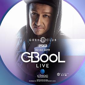 Imprezy:  C-BooL live!