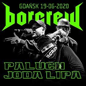 Hip Hop / Reggae: PALUCH | JODA | LIPA