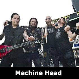 Koncerty: Machine Head
