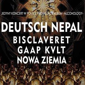Koncerty: DEUTSCH NEPAL + GOŚCIE || PROTOKULTURA
