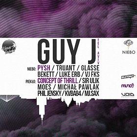 Muzyka klubowa: Warsaw Boulevard x GUY J