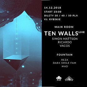 Koncerty: Ten Walls LIVE
