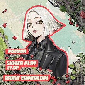 Pop / Rock: Daria Zawiałow - Poznań/ Betonowy Las