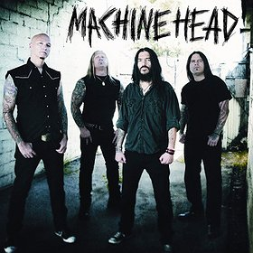 Koncerty: Machine Head