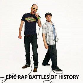Hip Hop / Reggae: Epic Rap Battles Of History