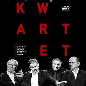 Teatry: KWARTET - WYDARZENIE ODWOŁANE