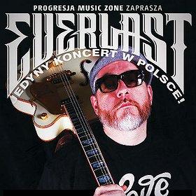 Hard Rock / Metal: EVERLAST [USA] – JEDYNY KONCERT W POLSCE!