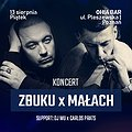 Hip Hop / Reggae: KONCERT – ZBUKU x MAŁACH, Poznań