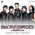 Hard Rock / Metal: Black Veil Brides | PROGRESJA | WARSZAWA, Warszawa