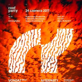 Imprezy: Roof Party / Vonda7