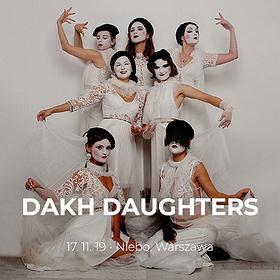 Koncerty: Dakh Daughters