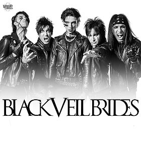 Hard Rock / Metal : Black Veil Brides | PROGRESJA | WARSZAWA