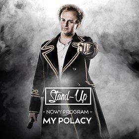 Stand-up: STAND-UP Marcin Zbigniew Wojciech we Wrocławiu