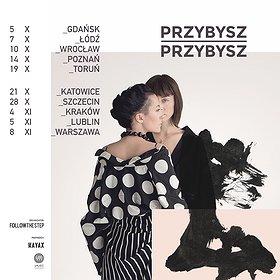 Koncerty: Przybysz i Przybysz - Katowice
