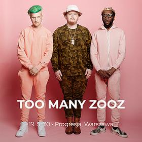 Jazz: Too Many Zooz | Warszawa