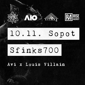 Hip Hop / Reggae: Avi x Louis Villain