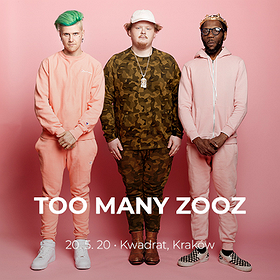 Jazz: Too Many Zooz | Kraków