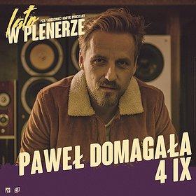 Pop / Rock : Paweł Domagała | P23, Dziedziniec Fabryki Porcelany | Katowice