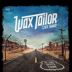 Koncerty: Wax Tailor LIVE