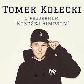 """Stand-up: STAND-UP Tomek Kołecki """"Kołdżej Simpson"""""""