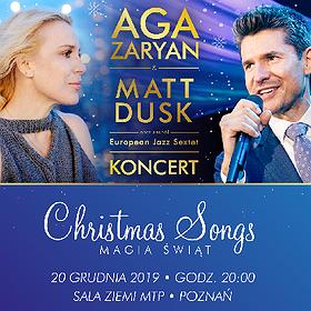 "Jazz: Aga Zaryan i Matt Dusk ""Christmas Songs"""