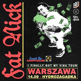 """Hip Hop / Reggae : Fat Nick """"I Finally Got My Visa Tour"""""""