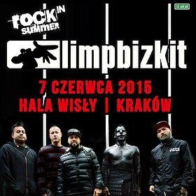 Koncerty: Limp Bizkit - Rock In Summer