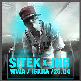 Concerts: SITEK X JNR - 25.04  Warszawa
