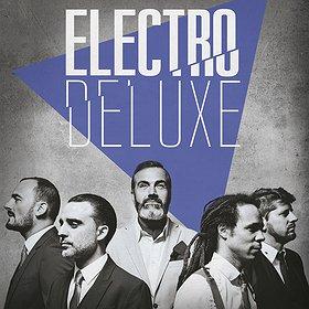 Koncerty: ELECTRO DELUXE - KONCERT ODWOŁANY!
