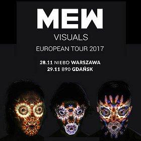 Koncerty: Mew - Gdańsk