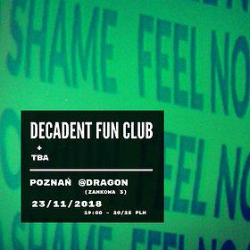 Koncerty: Decadent Fun Club