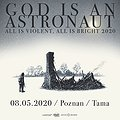 Pop / Rock: GOD IS AN ASTRONAUT, Poznań