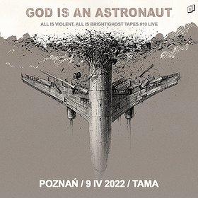 Pop / Rock: GOD IS AN ASTRONAUT / POZNAŃ