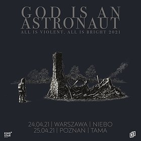 Pop / Rock : GOD IS AN ASTRONAUT / POZNAŃ
