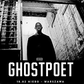 Koncerty: Ghostpoet