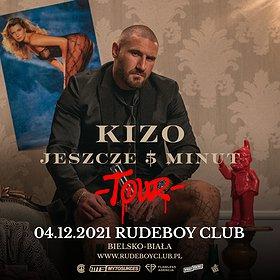 """Hip Hop / Reggae: KIZO """"Jeszcze 5 minut Tour""""   BIELSKO-BIAŁA"""