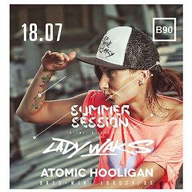 Imprezy: Breaks & Bass Poland pres. Summer Session. w/ Lady Waks, Atomic Hooligan