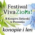 """Inne: Festiwal Viva Zioła """"Konopie i len"""", Poznań"""