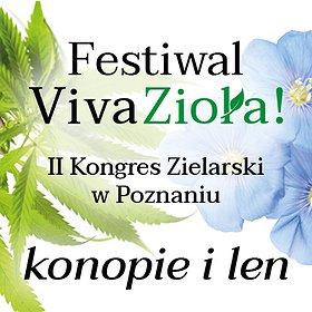 """Inne: Festiwal Viva Zioła """"Konopie i len"""""""