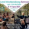 Rekreacja: Mini Festiwal: Taniec, Śpiew i Joga, Chocicza