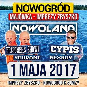 Imprezy: Nowoland - impreza klubowa