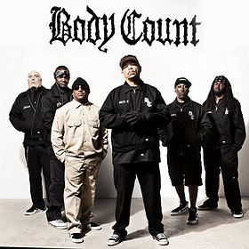 Koncerty: BODY COUNT FT ICE T - Kraków